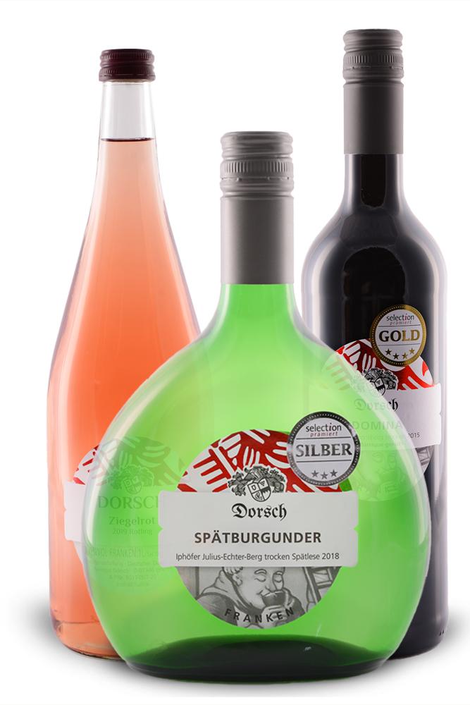 Neue Weine Frankenwein